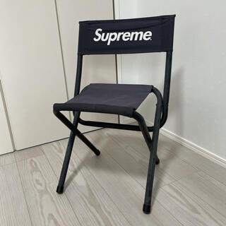 シュプリーム(Supreme)の右 15ss supreme × Coleman フォールディングチェア イス(テーブル/チェア)