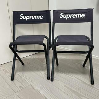 シュプリーム(Supreme)の15ss supreme × Coleman フォールディングチェア イス(折り畳みイス)