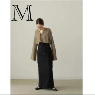 トゥデイフル(TODAYFUL)の新品未使用タグ付き louren highwaist pencil skirt (ロングスカート)