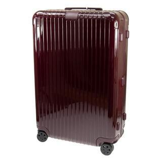 リモワ(RIMOWA)のタイムセール実施中❣ リモワ スーツケース 83273874 85L(旅行用品)