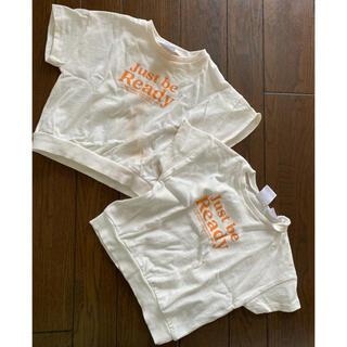 ザラキッズ(ZARA KIDS)のZARA T シャツ 2枚セット(Tシャツ)