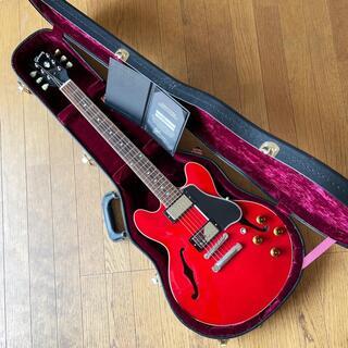 ギブソン(Gibson)のGibson Customshop CS-336 美品(エレキギター)