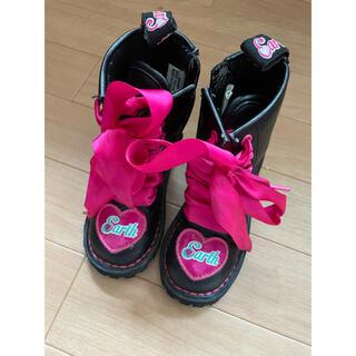アースマジック(EARTHMAGIC)のアースマジック ブーツ 靴(ブーツ)