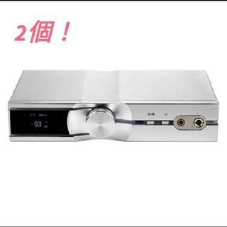 新品・未開封IFIAUDIO ヘッドフォンアンプ NEO-iDSD(アンプ)