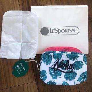 LeSportsac - レスポートサック Aloha Shogo Sekine ポーチ ハワイ