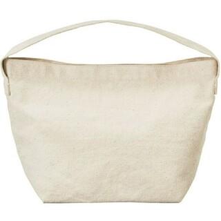 ムジルシリョウヒン(MUJI (無印良品))の無印良品  綿帆布ランチバッグ約幅36×奥行14.5×高さ22.5cm(収納/キッチン雑貨)