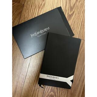 イヴサンローランボーテ(Yves Saint Laurent Beaute)のイヴ・サンローラン 手帳(ノート/メモ帳/ふせん)