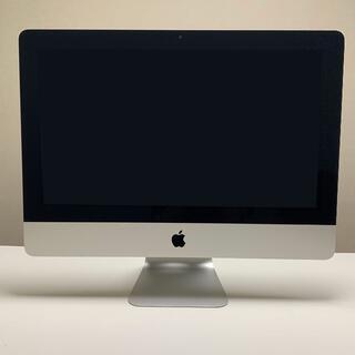 マック(Mac (Apple))のiMac (21.5-inch, Late 2013)(デスクトップ型PC)