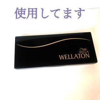 ウエラ(WELLA)のウェラトーン リタッチコンシーラー ダークブラウン(使用品)(白髪染め)