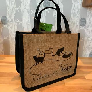 カルディ(KALDI)のKALDI 猫の日バック(トートバッグ)