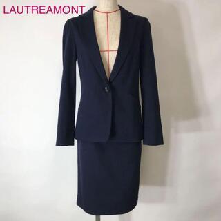 LAUTREAMONT - LAUTREAMONT ロートレアモン スカート ジャケット セットアップ