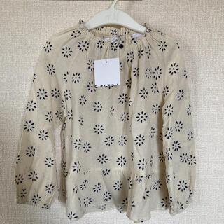 ザラ(ZARA)のZARA 新品未使用  トップス サイズ110(Tシャツ/カットソー)