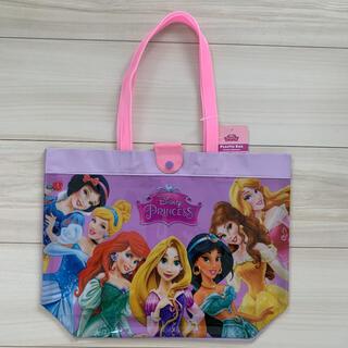 ディズニー(Disney)のプリンセス プールバッグ ビニールバッグ 子供 キッズ 女の子 ディズニー 新品(その他)