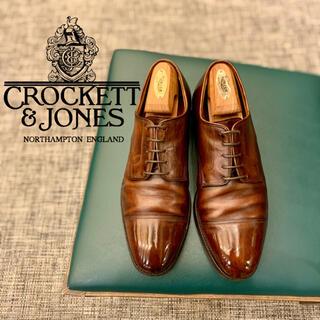 Crockett&Jones - 英国名門《Crockett&Jones》BRADFORD 7E キャップトゥ