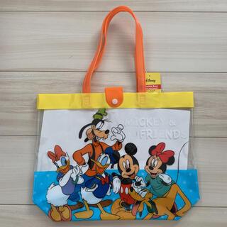 ディズニー(Disney)のディズニー ミッキー ミニー プールバッグ ビニールバッグ 子供 キッズ 男の子(その他)