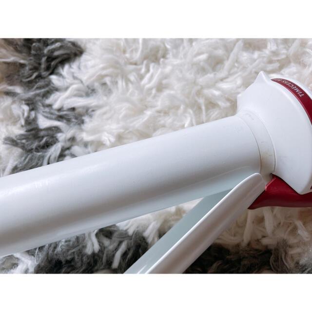 Lumiere Blanc(リュミエールブラン)のリュミエリーナ ヘアビューロン  カールL 34mm スマホ/家電/カメラの美容/健康(ヘアアイロン)の商品写真