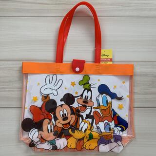 ディズニー(Disney)のミッキー ミニー ディズニー プールバッグ ビニールバッグ 子供 キッズ 男の子(その他)