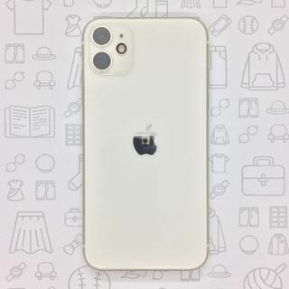 アイフォーン(iPhone)の【A】iPhone 11/128GB/352922114105785(スマートフォン本体)