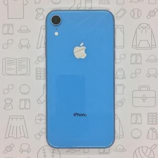 アイフォーン(iPhone)の【B】iPhone XR/64GB/357375097269299(スマートフォン本体)