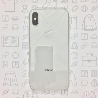 アイフォーン(iPhone)の【B】iPhone X/64GB/356741084336030(スマートフォン本体)