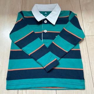 モンベル(mont bell)のポロシャツ 男児 100 mont-bell(Tシャツ/カットソー)