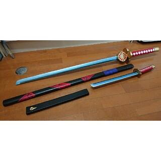 コンパス 甘色 刀(小道具)
