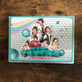 キスマイフットツー(Kis-My-Ft2)のキスマイ ミントツアー DVD(ミュージック)