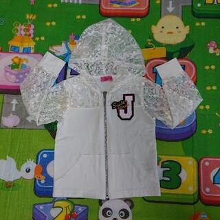 ジェニィ(JENNI)のJENNI パーカー 100(ジャケット/上着)