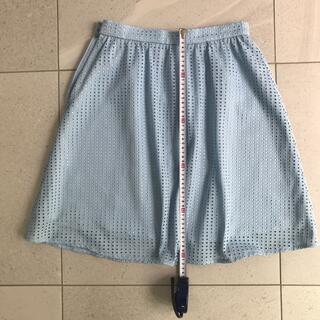 グローブ(grove)のスカート(ひざ丈スカート)