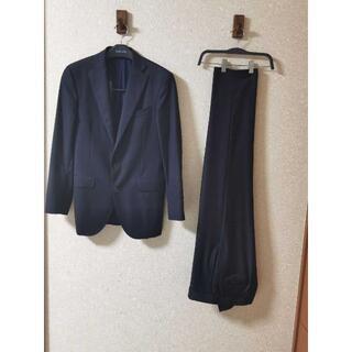 ボリオリ(BOGLIOLI)の【定価12.8万】ボリオリ スーツ ダークネイビー 貴重サイズ42(セットアップ)