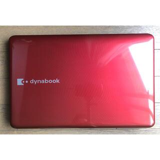 東芝 - 東芝 dynabook EX PAEX56MLFRD Windows10