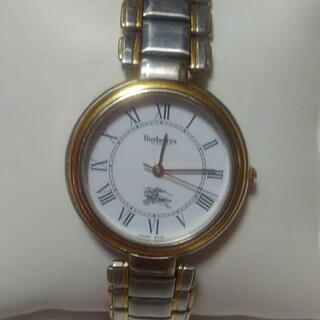 バーバリー(BURBERRY)のBURBERRYメンズ時計~ジャンク品(腕時計(アナログ))