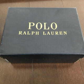 POLO RALPH LAUREN - ラルフローレン   サンダル レザー 白