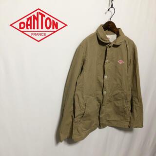 ダントン(DANTON)の【DANTON】 シャツジャケット(ブルゾン)