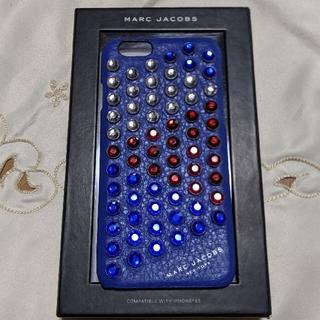 マークジェイコブス(MARC JACOBS)のI PHONE  CASE  MARC JACOBS  マークジェイコブス(iPhoneケース)