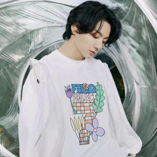 FILA - FILAジョングク着用Tシャツ