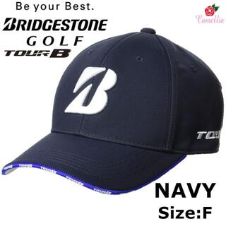 ブリヂストン(BRIDGESTONE)の新品 ブリヂストン ツアービー ゴルフキャップ メンズ NA フリー(キャップ)