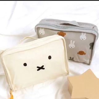 ブリーズ(BREEZE)の豆様専用 新品 ブリーズ ミッフィー コラボ布BOX(キャラクターグッズ)
