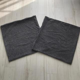 イケア(IKEA)のIKEA★クッションカバー2枚セット(クッションカバー)