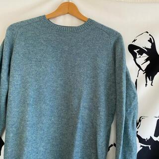 ユニクロ(UNIQLO)のUNIQLO ユニクロ ニット セーター M 美品(ニット/セーター)