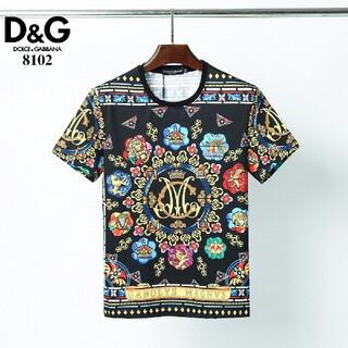 ドルチェアンドガッバーナ(DOLCE&GABBANA)の2枚10000 DOLCE&GABBANA Tシャツ 半袖 27(Tシャツ/カットソー(半袖/袖なし))