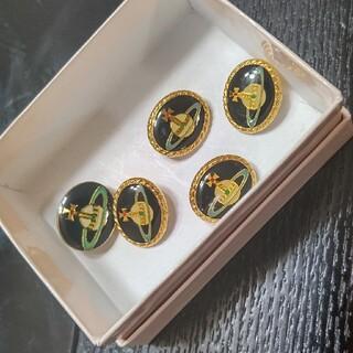 ヴィヴィアンウエストウッド(Vivienne Westwood)のヴィヴィアンウエストウッドのボタン5個セット(各種パーツ)