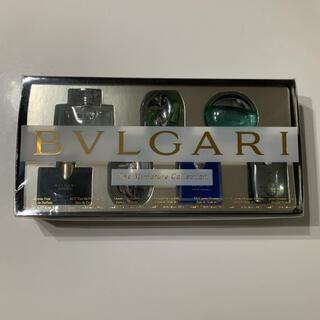 ブルガリ(BVLGARI)のブルガリ BVLGARI ミニ香水 7本セット香水 ミニボトル(ユニセックス)