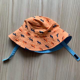 パタゴニア(patagonia)の未使用品 パタゴニア 12M ベビーキッズ帽子(帽子)