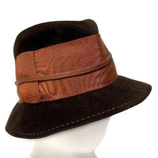 UNITED ARROWS - 新品★ LOLA HATS ローラハッツ クロッシェ 帽子 ウールハット リボン