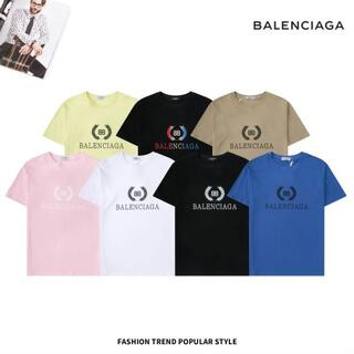 Balenciaga - 「2枚8000円送料込み」BALENCIAGA Tシャツ春夏#303