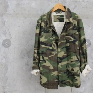 トゥデイフル(TODAYFUL)のTODAYFUL  Camouflage JK/36(ミリタリージャケット)