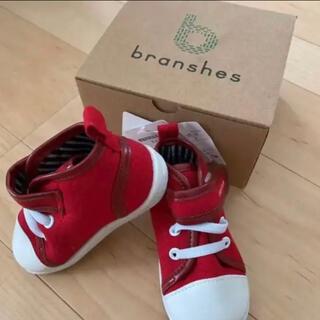 ブランシェス(Branshes)の【新品未使用】branshe ブランシェス 13 シューズ 靴(スニーカー)
