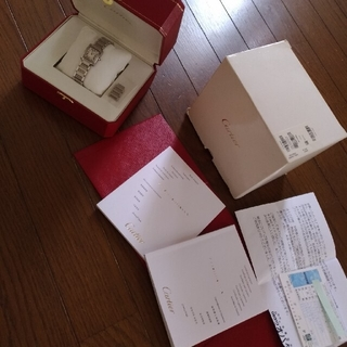 Cartier - カルティエ タンクフランセーズSM ピンクシェル