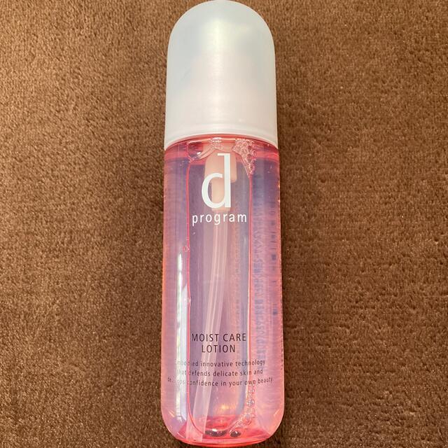 d program(ディープログラム)のdプログラム モイストケアローションMB コスメ/美容のスキンケア/基礎化粧品(化粧水/ローション)の商品写真